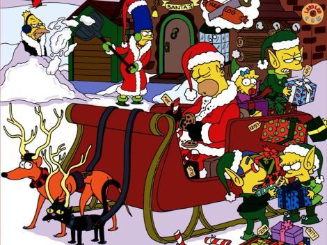 Simpsons_Christm