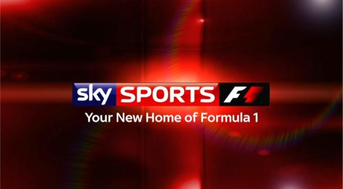 Sky Diving: Digging into Sky Sports F1's Launch