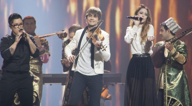 Eurovision Song Contest 2012: Semi-Final 2 Thoughts