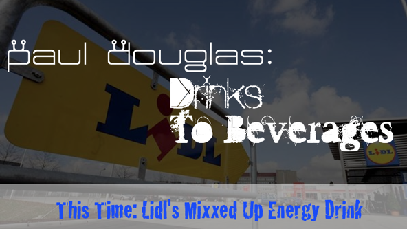 Drinks to Beverages: Mixxed Up