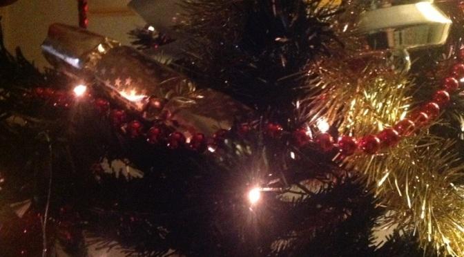 Christmas Letter 2012