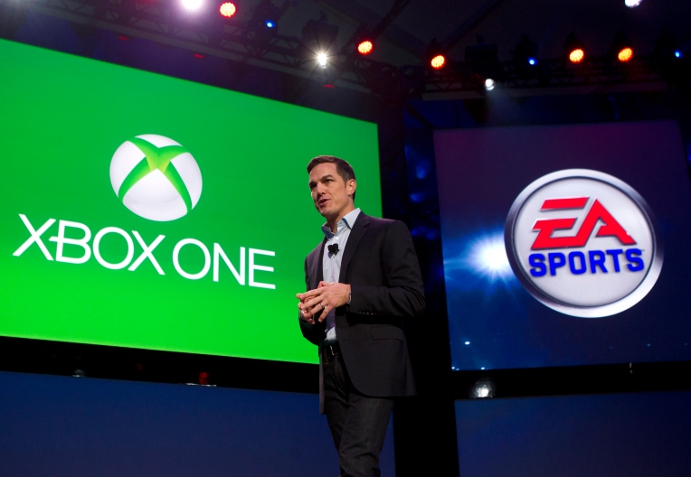 Madden and Fifa were given frustrating prominence at Microsoft's #XboxReveal