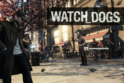 "Ubisoft's inventive ""Watch_Dogs"""