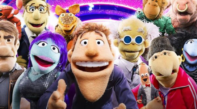TV Reviews: BBC One's That Puppet Game Show