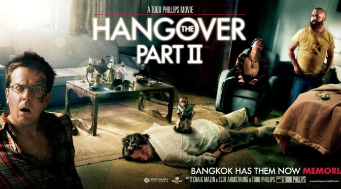 Movie Reviews: The Hangover Part II