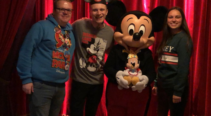 #Mickey90 Weekend at Disneyland Paris Trip Vlog