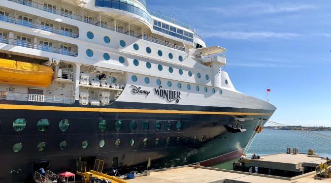 2019 Disney Wonder Disney Cruise & Magic Kingdom Trip Vlog: #TropicWonder2019 & #OneMoreDisneyDay